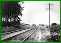 Picture of ex Dundonald train heading for Comber